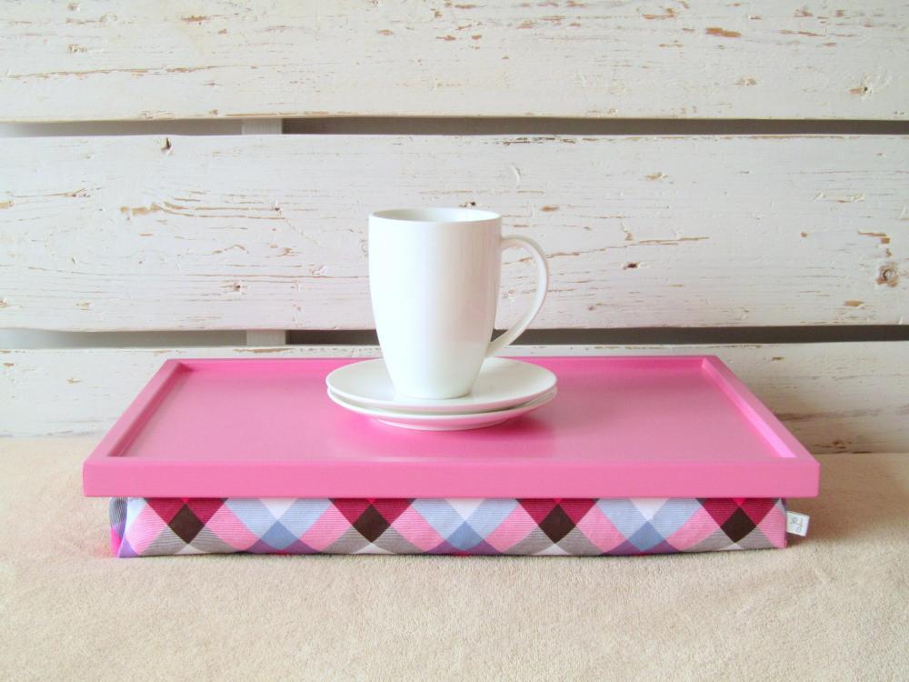 Laptop Lap Desk or Breakfast Serving Tray - Custom Order